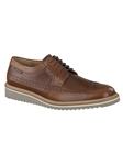 ENRICO - Chestnut Heritage 4778 Shoe | Mephisto Oxford Shoes | Sam's Tailoring