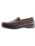 HENRI - Chestnut Pebble Grain 9178 Loafer | Mephisto Loafers Collection | Sam's Tailoring