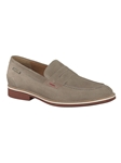 ORSON - Light Grey Suede 3605 Loafer | Mephisto Loafers Collection | Sam's Tailoring