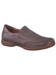 ROBIN - Dark Taupe Steve 2665 Loafer | Mephisto Loafers Collection | Sam's Tailoring