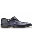 Antique Maple Genuine Alligator Aldo Shoe | Belvedere Fall 2016 Collection | Sams Tailoring