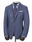 Blue Weightless Cashmere Blend Jacket | Hickey FreeMan Jacket Collection | Sams Tailoring