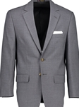 Traveler Cambridge Grey Classic Fit Blazer  | Hardwick fall 2017 collection | Sam's Tailoring