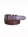 Double Haul Handcrafted From Luxury Full Grain Leather Belt | Lejon Leather Fall collection | Sam's Tailoring