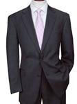 Hart Schaffner Marx Gold Black Windowpane Suit 165-423923051 - Suits | Sam's Tailoring Fine Men's Clothing