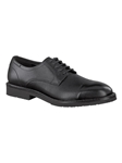 TARIK - Black Pebble Grain 9100N Oxford Shoe | Mephisto Fall 2016 Collection | Sam's Tailoring
