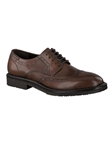 TYRON - Chestnut Supreme 7378 Oxford Shoe | Mephisto Fall 2016 Collection | Sam's Tailoring