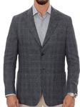 Grey Glen Plaid Marin Soft Jacket | Robert Talbott Fall 2016 Collection  | Sam's Tailoring