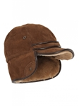 Suede Castano Aberdeen Sheepskin Men Hat | Aston Leather Fall 2016 Collection | Sam's Tailoring