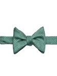 Jade Tonal Spanish Bay Solid Bow Tie | Robert Talbott Formal Wear   | Sam's Tailoring