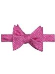 Pink Tonal Spanish Bay Solid Bow Tie | Robert Talbott Formal Wear   | Sam's Tailoring