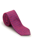 Magenta with Blue Paisley Welch Margetson Best of Class Tie | Robert Talbott Spring 2017 Collection | Sam's Tailoring