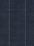 Navy Pindot Stripe Super 100's Wool Suit | Robert Talbott Spring  2017 Suits  | Sam'S Tailoring