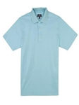 Mint Savannah Cotton Polo Shirt | Aristo 18 Polo Collection | Sam's Tailoring Fine Men Clothing