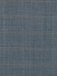 Slate Blue Aberdeen Pleated Trouser  |  Aristo 18 Pants Collection | Sam's Tailoring Fine Men Clothing