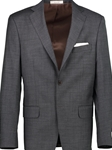 Grey H-Tech Performance Modern Fit Wool Suit | Hardwick fall 2017 collection | Sam's Tailoring