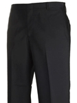 Atticus Navy Traveler Flat Front Separate Suit Pant  | HardWick Pants Collection | Sams Tailoring