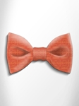 Red Patterned Silk Bow Tie | Italo Ferretti Spring Summer Collection | Sam's Tailoring
