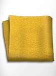 Yellow Patterned Silk Pocket Sqaure | Italo Ferretti Spring Summer Collection | Sam's Tailoring