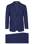High Blue Beacon Tasmanian Suit | Hickey Freeman Tasmanian Collection | Sam's Tailoring