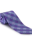 Purple and Lavender Best of Class Extra Long Tie | Robert Talbott Spring 2017 Collection | Sam's Tailoring