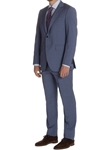 Grey & Blue Carmel Classic Suit | Robert Talbott Spring 2017 Collection | Sam's Tailoring
