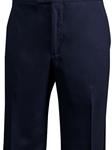 Navy Super 110's Worsted Wool Performance Tuxedo Pant | HardWick New Pants | Sams Tailoring Fine Men Clothing