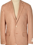 Coral Bradley Check Silk Sport Coat | HardWick New Sport Coats | Sams Tailoring Fine Men Clothing