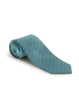 Green, Turquoisea and Blue Heritage Best of Class Tie | Spring/Summer Collection | Sam's Tailoring Fine Men Clothing