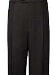 Hart Schaffner Marx Performance Charcoal Trouser 545-389662 - Trousers | Sam's Tailoring Fine Men's Clothing