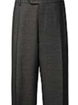 Hart Schaffner Marx Performance Grey Trouser 545-389661 - Trousers | Sam's Tailoring Fine Men's Clothing