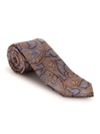 Rust, Navy and Blue Paisley Best of Class Tie | Fall Ties Collection | Sam's Tailoring Fine Men Clothing