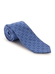 Blue, Navy and Red Geometric Best of Class Tie | Fall Ties Collection | Sam's Tailoring Fine Men Clothing