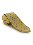 Yellow, White and Blue Pine Best of Class Tie | Fall Ties Collection | Sam's Tailoring Fine Men Clothing