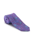 Lavender & Sky Heriatge Best of Class Extar Long Tie | Fall Extra Long Ties | Sam's Tailoring