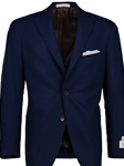 Light Navy Modern Fit Cashmere Sport Coat | Hardwick Sport Coat Collection | Sams Tailoring Fine Men Clothing