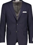 Navy H-Tech Super 110's Wrinkle Resistant Wool Blazer | Hardwick Blazer Collection | Sams Tailoring Fine Men Clothing