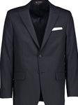 Navy Classic Fit Wool Traveler Suit Separate Jacket | Hardwick Suits & Separate Jackets Collection | Sams Tailoring Fine Men Clothing