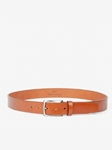 Tan Atticus Milled Leather Linning Belt | Trafalgar Belts Collection 2017 | Sams Talioring