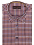 Multi Color Plaid Anderson II Classic Sport Shirt | Robert Talbott Sport Shirts Collection  | Sam's Tailoring Fine Men Clothing