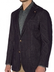 Rhus Patch Pockets Tailored Fit Estate Soft Coat | Robert Talbott Sports Coats  | Sams Tailoring Fine Men Clothing