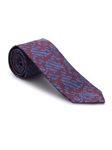 Red and Blue Paisley Heritage Best of Class Tie | Best of Class Ties Collection | Sam's Tailoring Fine Men Clothing