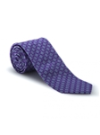 Violet and Sea Green RT Studio Tie | Robert Talbott Ties | Sam's Tailoring Fine Men Clothing