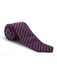 Wine & Blue Paisley RT Studio Tie | Robert Talbott Ties | Sam's Tailoring Fine Men Clothing