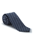 Black, Grey & Blue RT Studio Tie | Robert Talbott Ties | Sam's Tailoring Fine Men Clothing