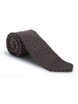 Brown, Sky & Tan RT Studio Tie | Robert Talbott Ties | Sam's Tailoring Fine Men Clothing