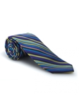 Lavender, Black, Blue & Yellow RT Southern Comfort Tie | Robert Talbott Ties | Sam's Tailoring Fine Men Clothing
