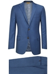 Light Blue Fully Lined Tashmanian Suit | Hickey Freeman Men's Collection | Sam's Tailoring Fine Men Clothing