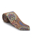 Multi-Color Paisley Best of Class Tie | Best of Class Collection | Sam's Tailoring Fine Men Clothing
