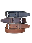 Wringley Oil Tanned Harness Leather Belt | lejon Leather Belts collection | Sam's Tailoring